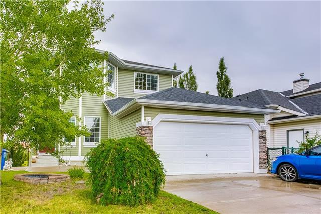 224 Springmere Place, Chestermere, AB T1X 1J2 (#C4199375) :: Redline Real Estate Group Inc