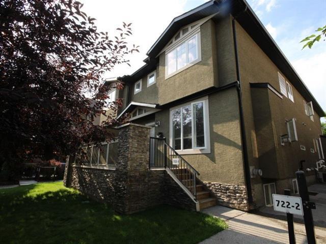 722 56 Avenue SW #1, Calgary, AB T2V 0H1 (#C4199407) :: The Cliff Stevenson Group