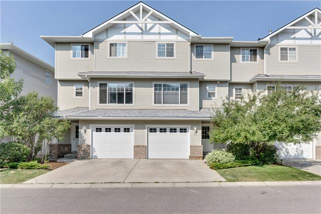 87 Crystal Shores Cove, Okotoks, AB T1S 2B4 (#C4199424) :: Canmore & Banff