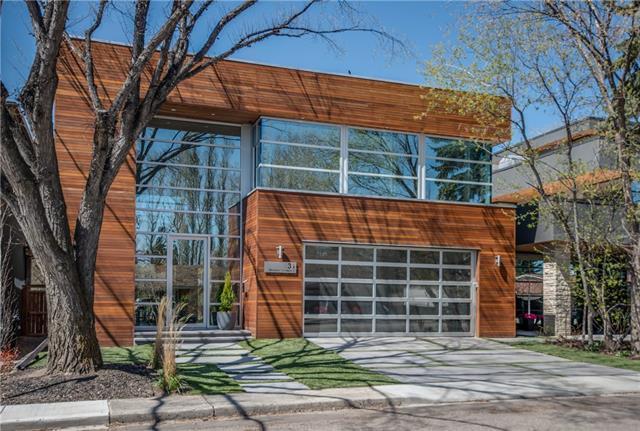 31 Windsor Crescent SW, Calgary, AB T2V 1V5 (#C4199427) :: The Cliff Stevenson Group