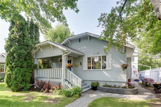 118 7 Avenue NW, Calgary, AB T2M 0A2 (#C4199443) :: Redline Real Estate Group Inc