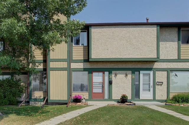 7166 18 Street SE #20, Calgary, AB T2C 1Y9 (#C4199451) :: Canmore & Banff