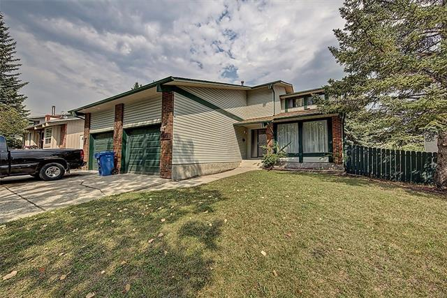 8012 Ranchero Drive NW, Calgary, AB T3G 1C3 (#C4199462) :: Canmore & Banff