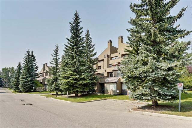113 Village Heights SW #5, Calgary, AB T3H 2L2 (#C4199489) :: Redline Real Estate Group Inc