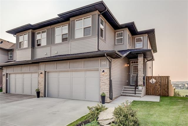 196 Evansglen Close NW, Calgary, AB T3P 0P2 (#C4199503) :: Redline Real Estate Group Inc