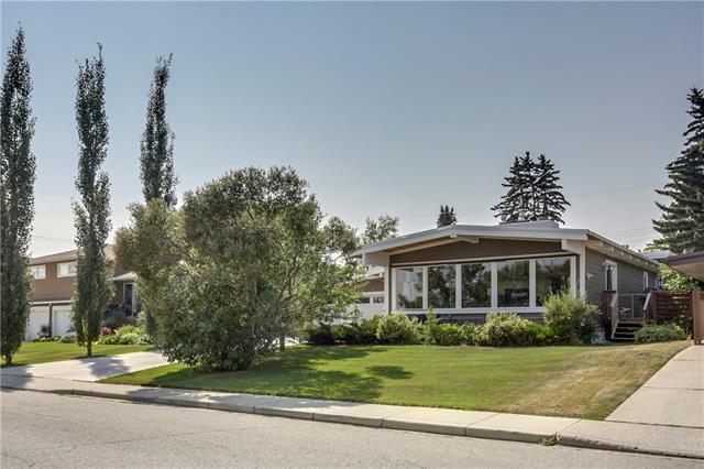 5011 14A Street SW, Calgary, AB T2T 3Y5 (#C4199518) :: Redline Real Estate Group Inc