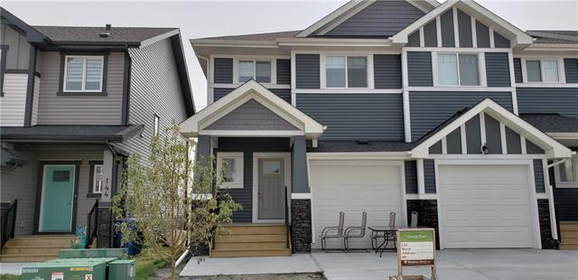 148 Reunion Loop NW, Airdrie, AB T4B 4J7 (#C4199564) :: Canmore & Banff