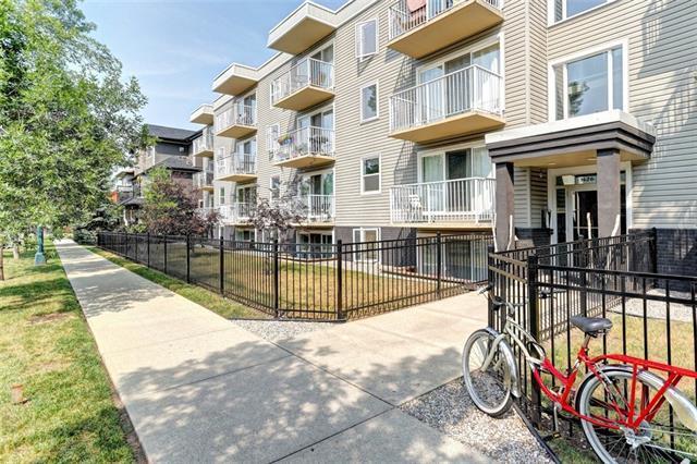 1626 14 Avenue SW #205, Calgary, AB T3C 0W5 (#C4199575) :: Redline Real Estate Group Inc