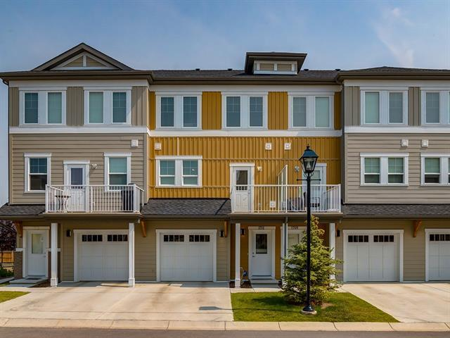 1711 Evanston Square NW, Calgary, AB T3P 0G9 (#C4199584) :: Redline Real Estate Group Inc