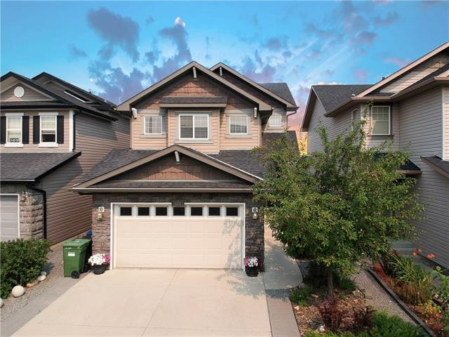 373 Kincora Glen Rise NW, Calgary, AB  (#C4200657) :: Redline Real Estate Group Inc