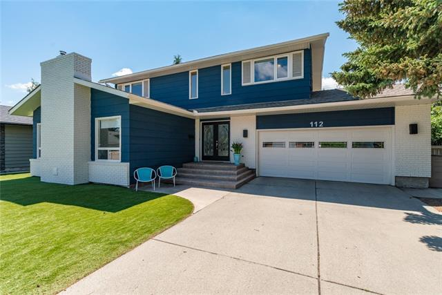 112 Lake Tahoe Place SE, Calgary, AB T2J 4B7 (#C4200673) :: Redline Real Estate Group Inc