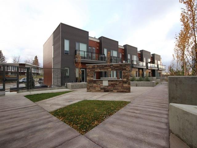 93 34 Avenue SW #207, Calgary, AB T2S 3H4 (#C4200676) :: Tonkinson Real Estate Team