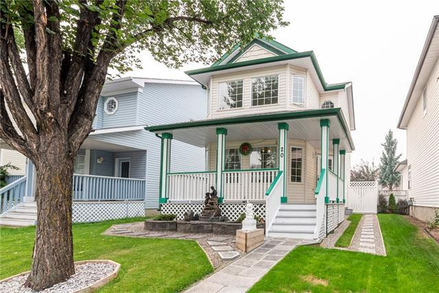 20 Hidden Spring Place NW, Calgary, AB T3A 5H6 (#C4200682) :: Calgary Homefinders