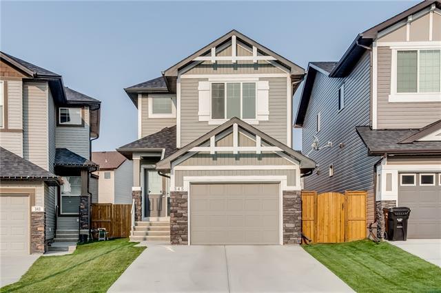 345 Panton Way NW, Calgary, AB  (#C4200689) :: Canmore & Banff