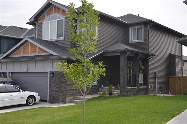 81 Cimarron Springs Circle, Okotoks, AB T1S 0M2 (#C4200714) :: Redline Real Estate Group Inc