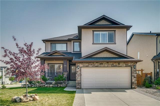 594 Marina Drive, Chestermere, AB T1X 0N9 (#C4200722) :: Redline Real Estate Group Inc
