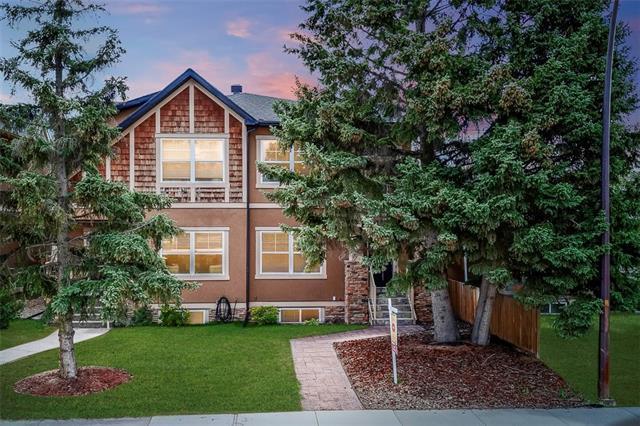 4607 19 Avenue NW, Calgary, AB T3B 0S4 (#C4200774) :: Canmore & Banff