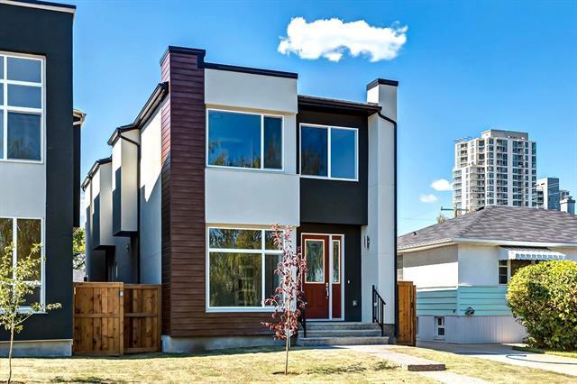 1409 31 Street SW, Calgary, AB T3C 1S6 (#C4200775) :: Canmore & Banff