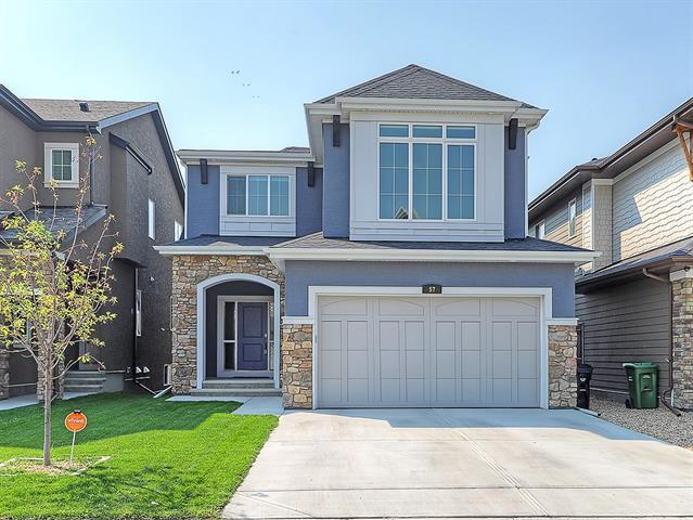 57 Evansborough Green NW, Calgary, AB T3P 0M8 (#C4200799) :: Redline Real Estate Group Inc