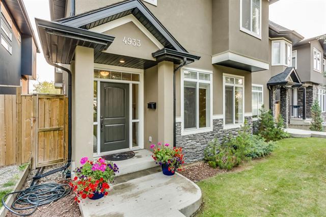 4933 21 Avenue NW, Calgary, AB T3B 0X1 (#C4200811) :: Canmore & Banff