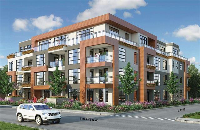 3431 5 Avenue NW, Calgary, AB T2N 0V5 (#C4200815) :: Canmore & Banff