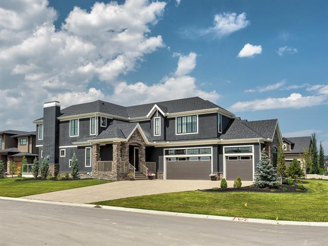 27 Rockwater Way, Rural Rocky View County, AB T3L 0C9 (#C4200822) :: Redline Real Estate Group Inc