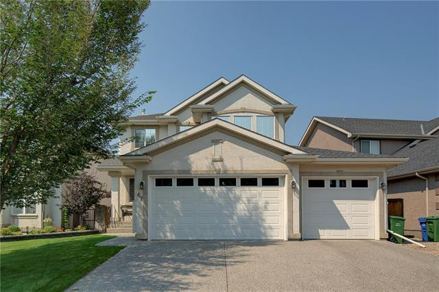 67 Cranleigh Mews SE, Calgary, AB T3M 1E1 (#C4200836) :: Redline Real Estate Group Inc