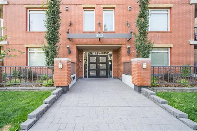 333 22 Avenue SW #107, Calgary, AB T2S 0H3 (#C4200842) :: Redline Real Estate Group Inc