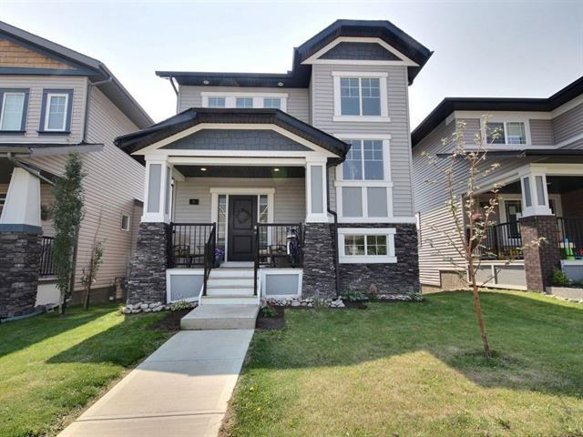 35 Reunion Grove NW, Airdrie, AB T4B 0Y9 (#C4200861) :: Canmore & Banff