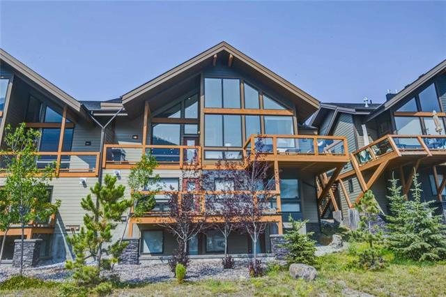 105 Stewart Creek Rise NE #601, Canmore, AB T1W 0J5 (#C4200866) :: Canmore & Banff
