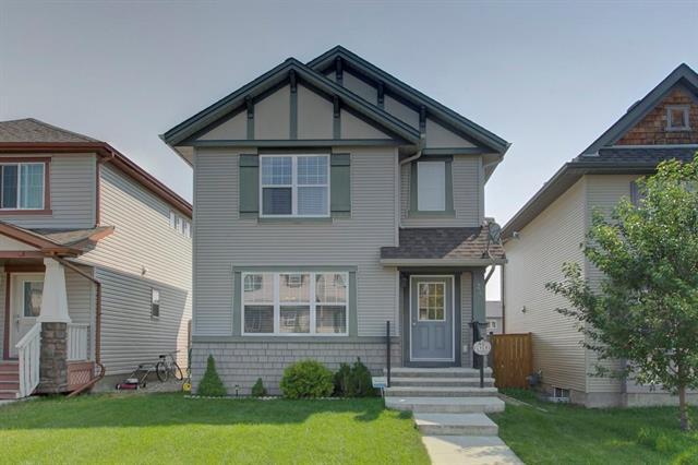 26 Silverado Saddle Crescent SW, Calgary, AB T2X 0H5 (#C4200883) :: Tonkinson Real Estate Team