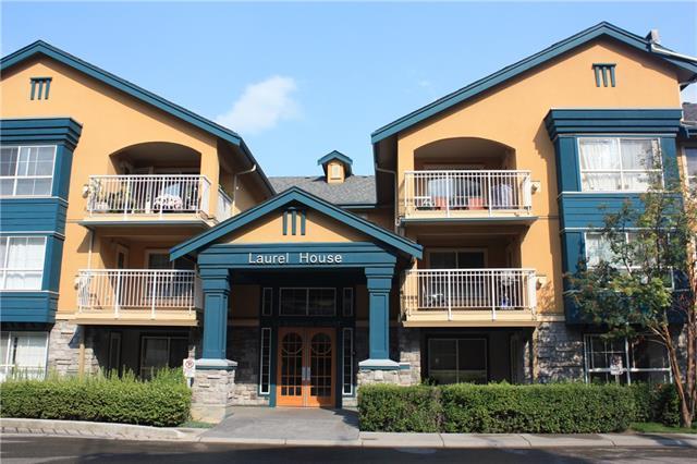 30 Richard Court SW #324, Calgary, AB T3E 7N2 (#C4200890) :: Your Calgary Real Estate