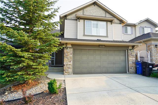 273 Panatella Boulevard NW, Calgary, AB T3K 6H9 (#C4200907) :: Canmore & Banff