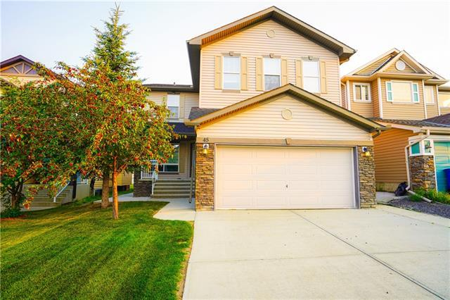45 Morningside Bay SW, Airdrie, AB T4B 0K6 (#C4200909) :: Canmore & Banff