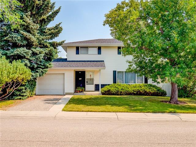 6024 Dalgetty Drive NW, Calgary, AB T3A 1J3 (#C4200924) :: Tonkinson Real Estate Team