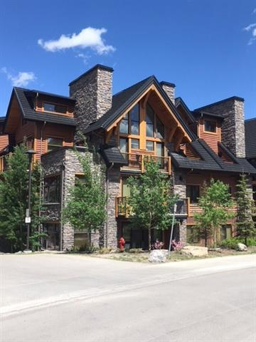 101G Stewart Creek #7102, Canmore, AB T1W 0E3 (#C4200926) :: Canmore & Banff