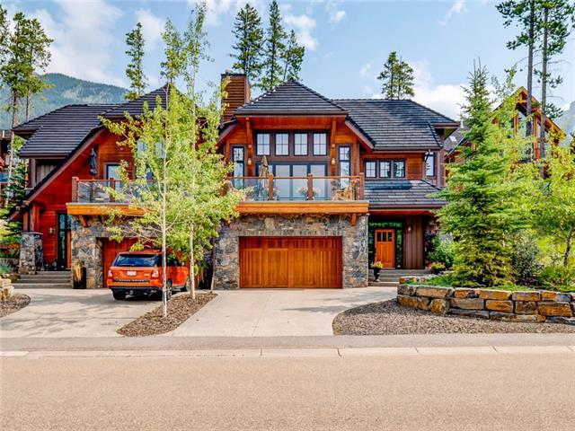 826 Silvertip Heights, Canmore, AB T1W 3K9 (#C4200953) :: Canmore & Banff