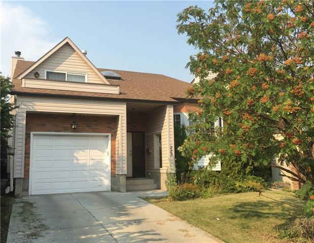 223 Edgeland Road NW, Calgary, AB T3A 2Y3 (#C4200969) :: Redline Real Estate Group Inc