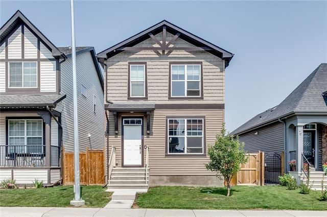 68 Cranford Park SE, Calgary, AB T3M 1Z4 (#C4200985) :: Redline Real Estate Group Inc