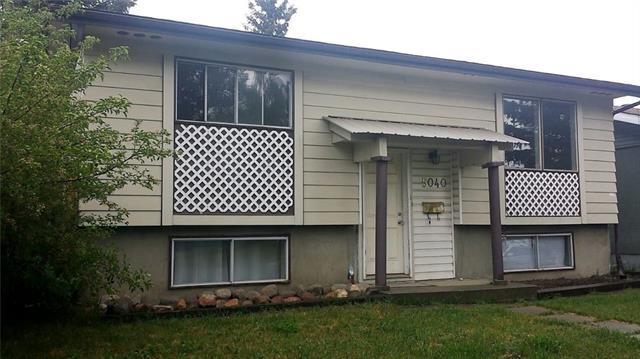5040 Marlborough Drive NE, Calgary, AB T3A 4J6 (#C4200999) :: Canmore & Banff