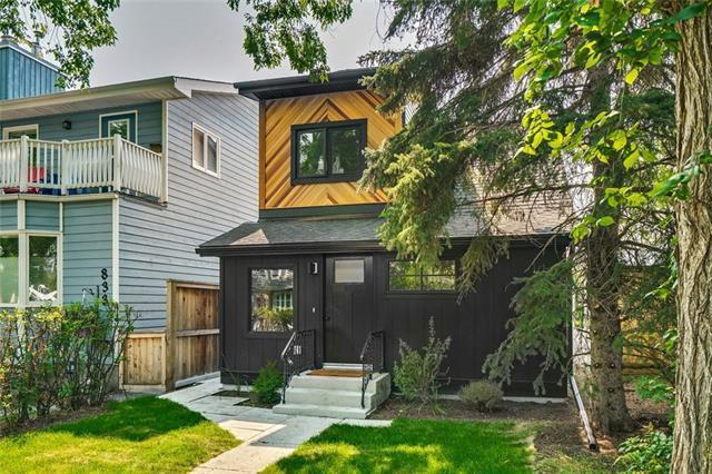 835 18 Avenue NW, Calgary, AB T2M 0V4 (#C4201001) :: Canmore & Banff