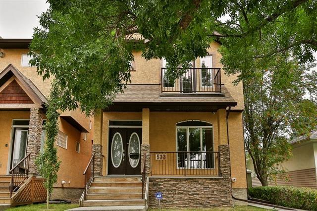 533 Northmount Drive NW, Calgary, AB T2K 3J1 (#C4201002) :: Redline Real Estate Group Inc