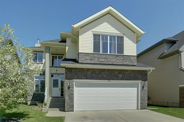 10 Drake Landing Drive, Okotoks, AB T1S 2M7 (#C4201036) :: Your Calgary Real Estate