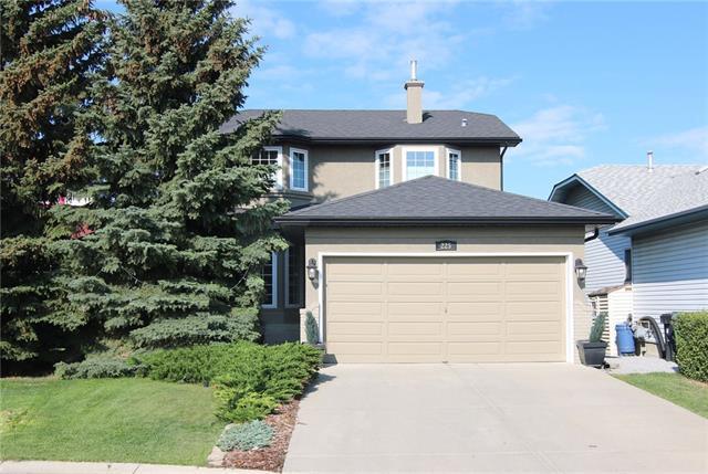 225 Citadel Gardens NW, Calgary, AB T3G 3X5 (#C4201064) :: The Cliff Stevenson Group