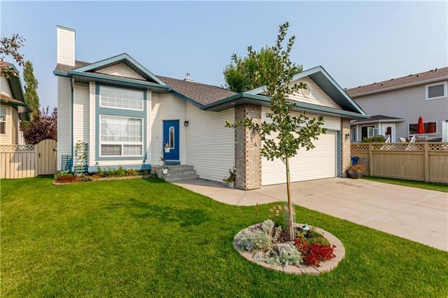 14 Jensen Heights Place NE, Airdrie, AB T4B 2J3 (#C4201076) :: The Cliff Stevenson Group