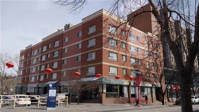 110 2 Avenue SE #508, Calgary, AB T2G 0B3 (#C4201078) :: Redline Real Estate Group Inc