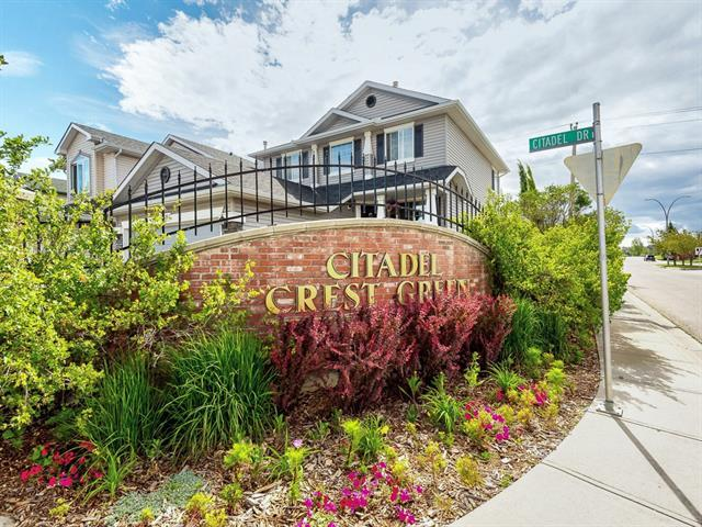 123 Citadel Crest Green NW, Calgary, AB T3G 6A9 (#C4201083) :: The Cliff Stevenson Group