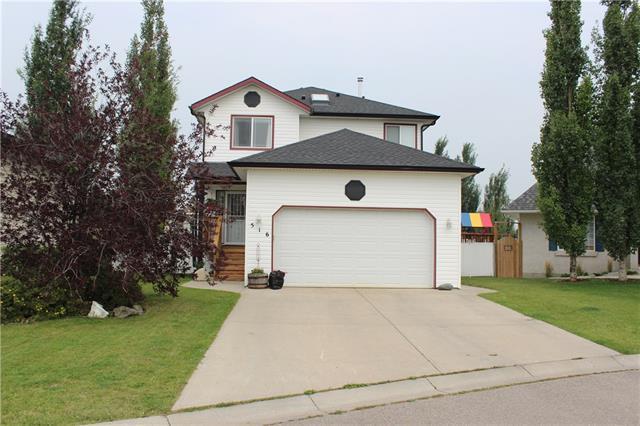 516 17 Street SE, High River, AB T1V 1S5 (#C4201095) :: Canmore & Banff