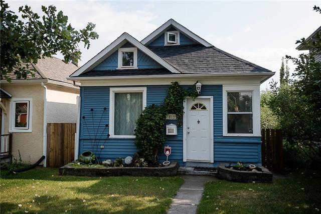 813 22 Avenue SE, Calgary, AB T2G 1N4 (#C4201119) :: Redline Real Estate Group Inc