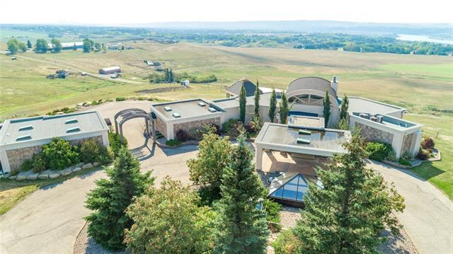 76 Bearspaw Pointe Way, Rural Rocky View County, AB T3L 2P6 (#C4201140) :: Redline Real Estate Group Inc